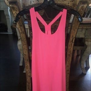 Pink Alice and Olivia Dress